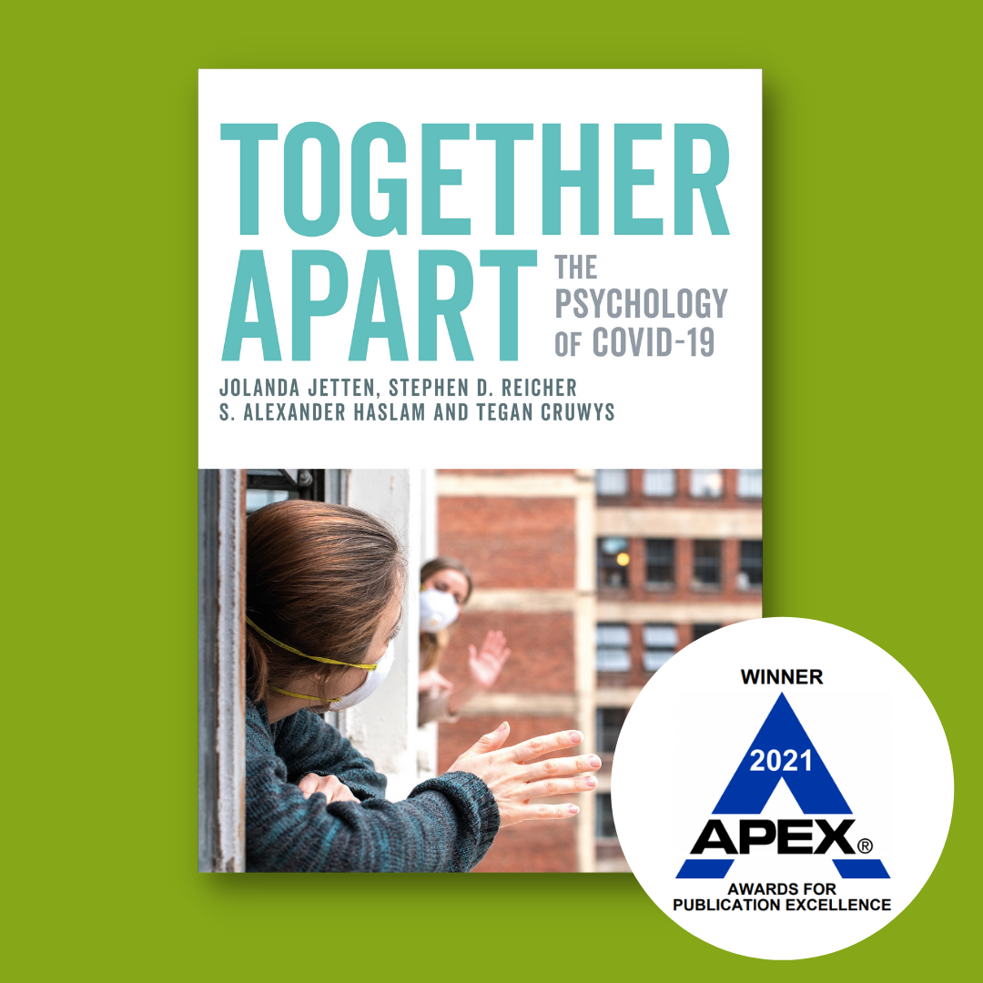 together apart - winner of a 2021 APEX Award